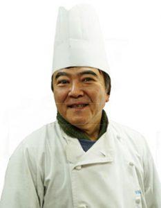 製パン技能士 一級を持つ、この道40年のベテラン 職人江刺俊紀さん